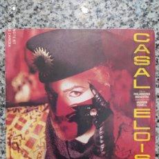 Discos de vinilo: TINO CASAL - ELOISE. SINGLE VINILO BUEN ESTADO. Lote 206220240
