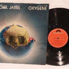 Discos de vinilo: JEAN MICHEL JARRE OXYGENE LP 1976. Lote 206223325