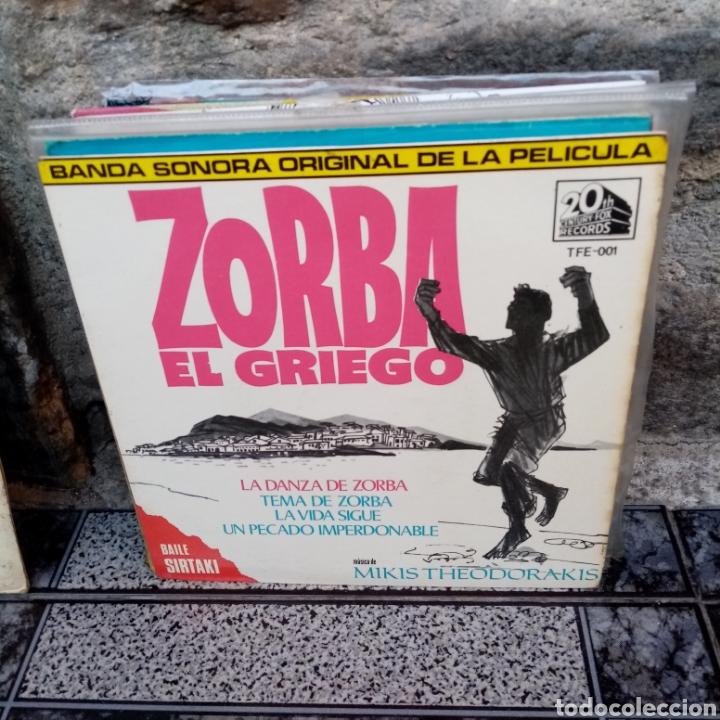 Discos de vinilo: LOTE 18 SINGLES & EP VER FOTOS LEER DESCRIPCIÓN - Foto 2 - 206225815