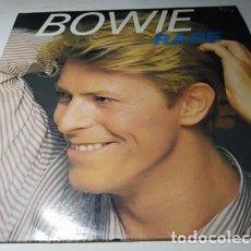 Discos de vinilo: LP- DAVID BOWIE  – RARE - PL 45406 ( VG+ / VG+) GER REPRESS HIGH QUALITY -1982. Lote 206230661
