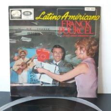 Discos de vinilo: FRANCK POURCEL. LATINO-AMERICANO. LA VOZ DE SU AMO. Lote 206232573
