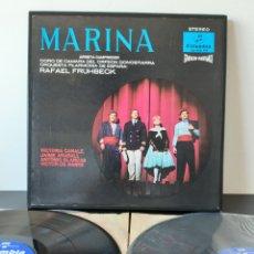 Discos de vinilo: MARINA. FAFAEL FRUHBECK. SCE 919. COLUMBIA. 1967. Lote 206232896