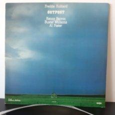 Discos de vinilo: FREDDIE HUBBARD. OUTPOST. LINTERNA MÚSICA. ESPAÑA.. Lote 206234416
