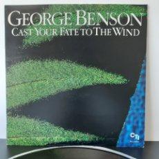 Discos de vinilo: GEORGE BENSON. CAST TOUR FATE TO THE WIND. 1976. ESPAÑA.. Lote 206235326