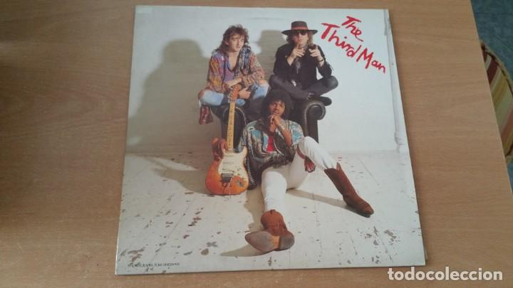 Discos de vinilo: LP EP THE THIRD MAN ENZOR 1990 England - Foto 1 - 206235568