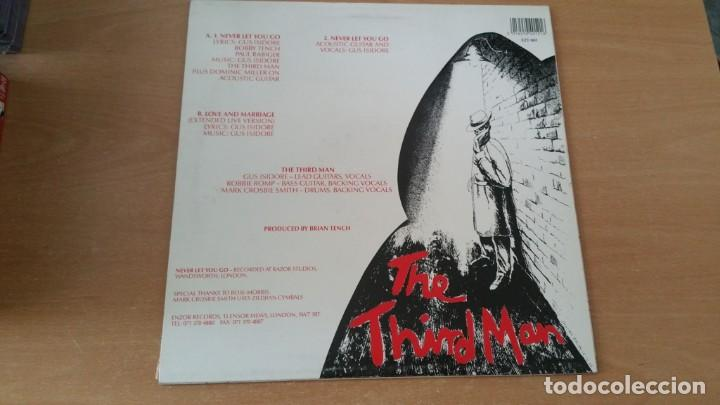 Discos de vinilo: LP EP THE THIRD MAN ENZOR 1990 England - Foto 2 - 206235568