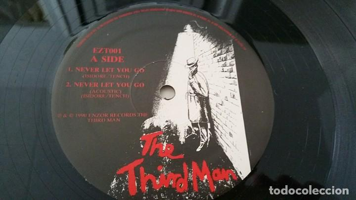 Discos de vinilo: LP EP THE THIRD MAN ENZOR 1990 England - Foto 4 - 206235568