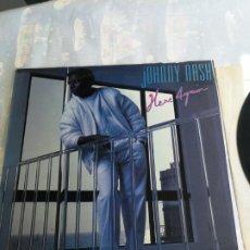 Discos de vinilo: JOHNNY NASH HERE AGAIN 1986 ESPAÑA. Lote 206239035