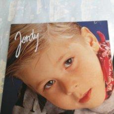 Discos de vinilo: JORDY. POCHETTE SURPRISE 1992 ESPAÑA. Lote 206239623