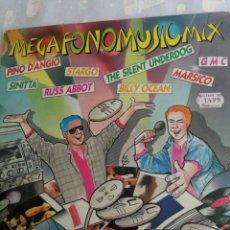 Discos de vinilo: MEGAFONOMUSICMIX STARGO, BILLY OCEAN, MARSICO, SINITA G M C, RUSS ABBOT, ..... ESPAÑA 1987.DOBLE LP. Lote 206241821