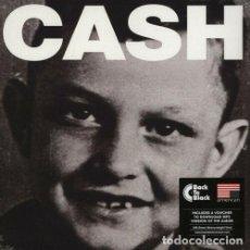 Discos de vinilo: JOHNNY CASH AMERICAN IV: AIN'T NO GRAVE LP . COUNTRY FOLK KRIS KRISTOFFERSON. Lote 206242766