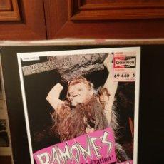 Discos de vinilo: RAMONES / 76-78 / NOT ON LABEL. Lote 206243330