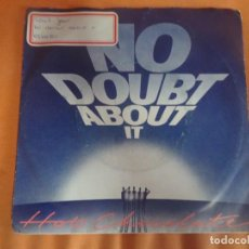 Discos de vinilo: SINGLE , HOT CHOCOLATE ( NO DOUBT ABOUT IT - GIMME SOME OF YOUR LOVIN' ) , VER FOTOS. Lote 206246358