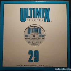 Discos de vinilo: MADONNA - EXPRESS YOURSELF ULTIMIX - MAXISINGLE - PROMOCIONAL- USA -VERSIONES LARGAS PARA DISCOTECAS. Lote 206246391