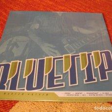 Discos de vinilo: BLUETIP LP POST MORTEM ANTHEM DISCHORD RECORDS ORIGINAL USA 2001 MADE IN FRANCE. Lote 206246488