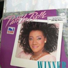 Discos de vinilo: LP PATTI LA BELLE, WINNER IN YOU, Nº1 EN USA 1986 GERMANY. Lote 206247291