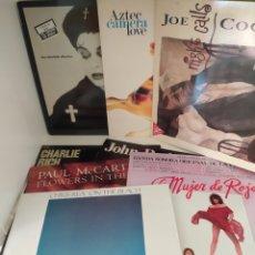 Discos de vinilo: VINILOS AÑOS 80 LISA STANFIELD, JOE COCKER, PAUL MCCARTNEY,.... Lote 206251201