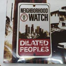 Discos de vinilo: TRIPLE MAXI SINGLE DISCO VINILO NEIGHBORHOOD WATCH DILATED PEOPLES NUEVO SIN DESPRECINTAR. Lote 206251495