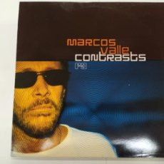 Discos de vinilo: DOBLE MAXI SINGLE DISCO VINILO MARCOS VALLE CONTRASTS. Lote 206251955