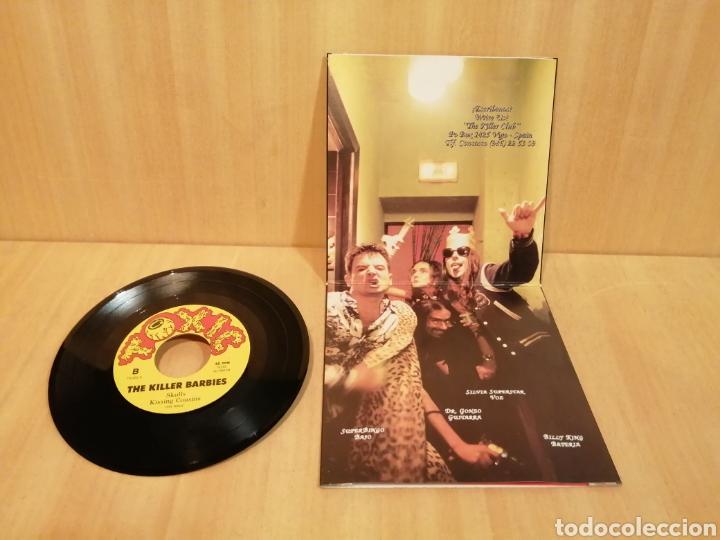 Discos de vinilo: The Killer Barbies. Comic Books. - Foto 3 - 206253722