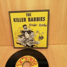 Discos de vinilo: THE KILLER BARBIES. COMIC BOOKS.. Lote 206253722