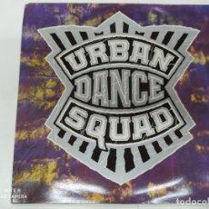Discos de vinilo: LP DISCO VINILO URBAN DANCE SQUAD. Lote 206253775