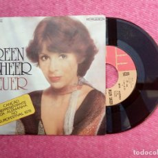 Discos de vinilo: SINGLE IREEN SHEER - FEUER - EMI 8E 00632891 G - PORTUGAL PRESS (VG++/NM) EUROVISION 1978. Lote 206254416