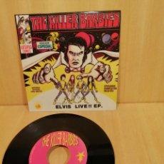 Discos de vinilo: THE KILLER BARBIES. ELVIS LIVE!! EP.. Lote 206255076