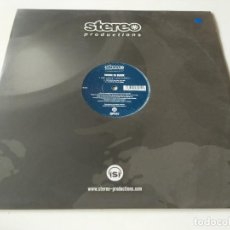 Discos de vinilo: WHEN IS DARK - THE LOVE YOU NEED. Lote 206255102