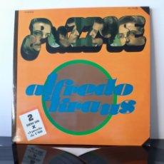 Discos de vinilo: ALFREDO KRAUS. PUZZLE. MPL.108. 1978. DOBLE LP.. Lote 206256000