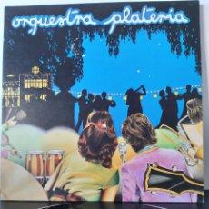 Discos de vinilo: ORQUESTA PLATERIA. MINIATURAS. 1978 UM 2047. ESPAÑA.. Lote 206258611