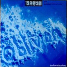 Discos de vinilo: TERRORVISION : OBLIVION [UK 1994] 12'. Lote 206259403