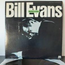 Discos de vinilo: BILL EVANS. SPRING LEAVE. M-47034. MILESTONE. 1976. DOBLE LP. Lote 206260577