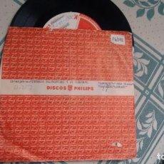 Discos de vinilo: EP ( VINILO) DE VITTORIO PALTRINIERI Y SU CONJUNTO AÑOS 50. Lote 206266065