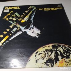 Discos de vinilo: LP - CAMEL ‎– I CAN SEE YOUR HOUSE FROM HERE -TXS 3156 ( VG+ / G+) SPAIN 1979. Lote 206270656