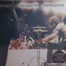 Discos de vinilo: LP THE CARDIGANS ‎FIRST BAND ON THE MOON 180 GRS NUEVO PRECINTADO. Lote 206277105