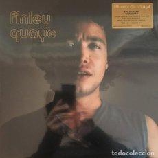 Discos de vinilo: LP FINLEY QUAYE VANGUARD 180 GRS VINILO PLATEADO NUEVO PRECINTADO. Lote 206278806
