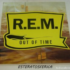 Discos de vinilo: REM - OUT OF TIME - 7599-26496-1 WARNER GERMANY 1991. Lote 206278885