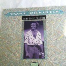 Discos de vinilo: LP TONY CHRISTIE THE HIT SINGLES COLLECTION 1985 GERMANY. Lote 206280660
