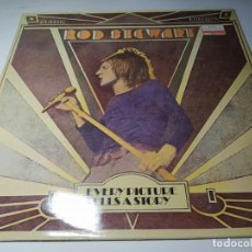 Discos de vinilo: LP - ROD STEWART ‎– EVERY PICTURE TELLS A STORY - 6336 548 ( VG+ / VG+ ) HOLANDA 1971. Lote 206281478