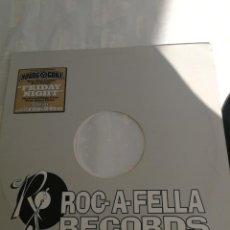 Discos de vinilo: YOUNG GUNZ FRIDAY NIGHT 2004 USA PROMOVIONAL ROC-A FELLA RECORDSS. Lote 206283202
