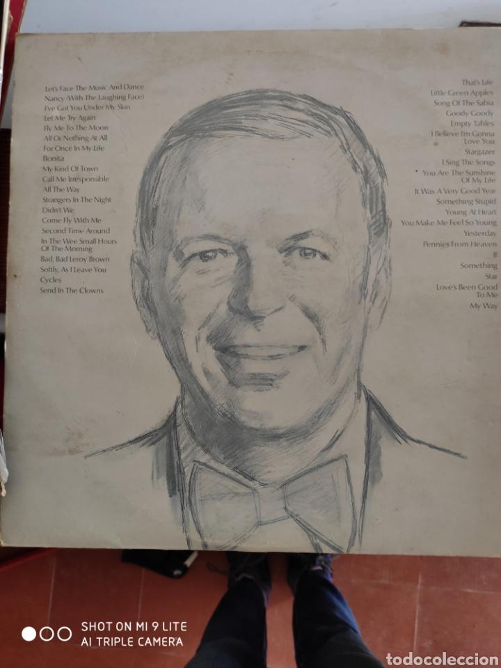 Discos de vinilo: Disco Fran Sinatra - Foto 2 - 206283797