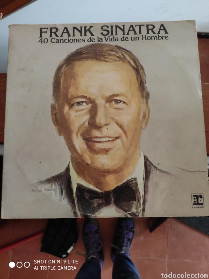 DISCO FRAN SINATRA (Música - Discos - Singles Vinilo - Cantautores Internacionales)
