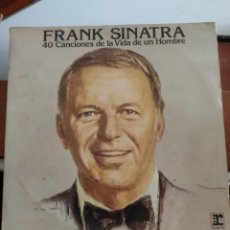 Discos de vinilo: DISCO FRAN SINATRA. Lote 206283797