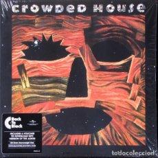 Discos de vinilo: LP CROWDED HOUSE WOODFACE 180 GRS +`DESCARGA NUEVO PRECINTADO. Lote 206286150