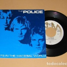 Discos de vinilo: THE POLICE - SPIRITS IN THE MATERIAL WORLD - SINGLE - 1981. Lote 206287690