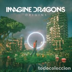 Discos de vinilo: LP IMAGINE DRAGONS ORIGINS 2LP 180 GRS NUEVO PRECINTADO. Lote 206289538