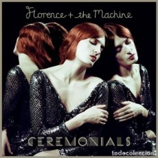 Discos de vinilo: LP FLORENCE + THE MACHINE CEREMONIALS 2LP 180 GRS NUEVO PRECINTADO. Lote 206289738