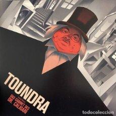 Discos de vinilo: LP TOUNDRA DAS CABINET DES DR. CALIGARI 2LP+CD NUEVO PRECINTADO. Lote 206289878