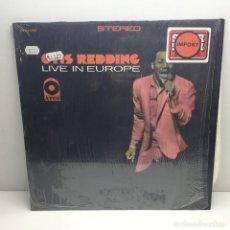 Dischi in vinile: LP - DISCO - VINILO - OTIS REDDING - LIVE IN EUROPE - ATCO - AÑO 1967. Lote 206291667